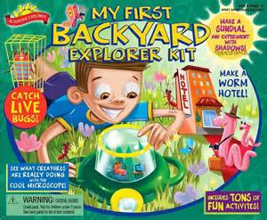 The Backyard Explorer Science Kit
