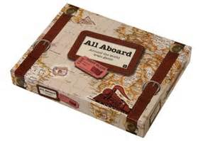 All Aboard Board Game