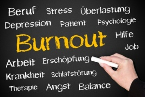 Burnout - Concept for Business